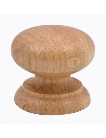 Poignée en bois / céramique
